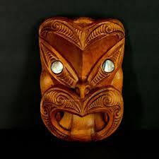 maori mask tiki wall art carved wood new zealand nz paua shell on tiki wall art nz with maori mask tiki wall art carved wood new zealand nz paua shell