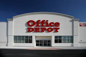 office depot store.  Depot Inside Office Depot Store E