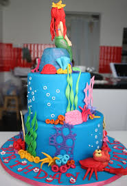 Ariel Cake Decorations Cake Mermaid Best Collections Cake Recipe