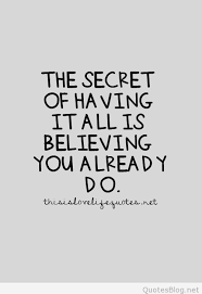The Secret Quotes Fascinating The Secret Of Having It All Quote