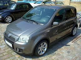 Fiat Panda (2003) - Wikiwand