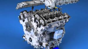 GM 2014 3.6L twin-turbo V6 Build Animation - YouTube