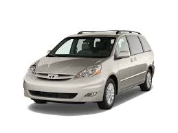 2008 Toyota Sienna Reviews and Rating | Motor Trend