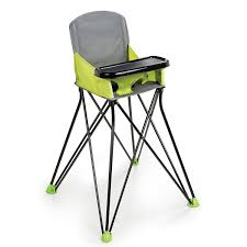 summer infant pop n sit portable folding baby highchair