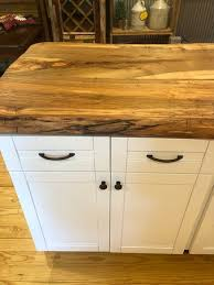 rustiques live edge ambrosia spalted maple countertops starting at 150 sq foot