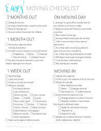 Business Moving Checklist Tsurukame Co