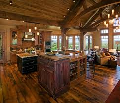 15 Lovely Open Kitchen Designs That Will Leave you Awestruck