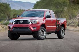 Toyota recalls Tacoma pickups for valve spring issue - Jessie Louthan