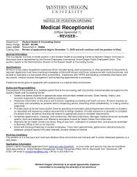 Office Job Resume Templates And Best Doctors Resume Sales Doctor