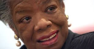 poet a angelou author of i know why the caged bird sings  file 2008 the associated press