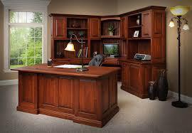 corner home office furniture. Modren Corner Home Office Furniture Corner Desk Amish   Lancaster  Intended K