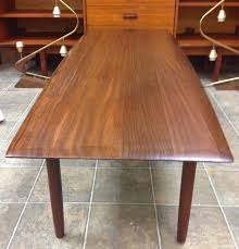 Imperial Coffee Table Time Capsule Jan Kuypers Afrormosia Coffee Table African Teak