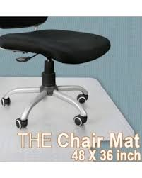 pvc home office chair floor. PVC Home Office Chair Floor Mat Studded Back With Lip For Pile Carpet 36 Pvc R