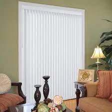 vertical blind kit for sliding door