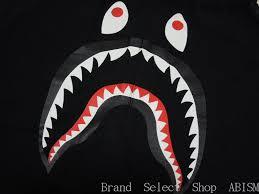 bape bape swettshorts shark shark sweat shorts a bathing ape ape