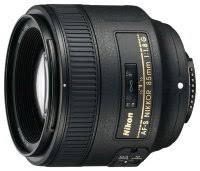 Купить <b>Объектив Nikon 85mm f/1.8G</b> AF-S Nikkor в интернет ...