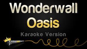 Oasis - Wonderwall (Karaoke Version)