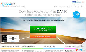 Download Accelerator Plus -Free Download Manager & Video Downloader - DAP  Dow