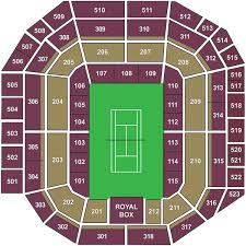 Debenture Seating Plan Wimbledon Debentures Direct