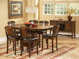Suitable Tall Dining Room Tables Darling And Daisy - Tall dining room table chairs