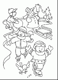 Small Picture excellent winter wonderland coloring pages with winter coloring