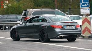 Amg e 53 4dr sedan awd (3.0l 6cyl twincharger gas/electric hybrid 9a), amg e 53 2dr coupe awd (3.0l 6cyl twincharger. Mercedes Amg Testing New V8 With Previous Gen E Class Coupe