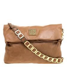 brown leather foldover cross bag nextprev prevnext