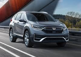 Trims 2020 Cr V Honda Canada