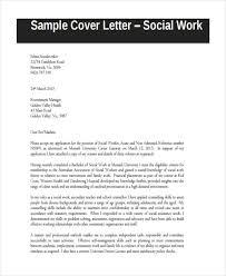 Resume High School Social Worker Cover Letter Best Inspiration