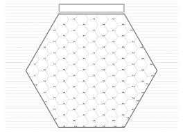 Hexagon Graph Paper Pdf Mapping Aids For Roleplayers