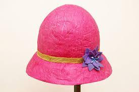 Paper Flower Hats Papier Mache Hat Kids Crafts Fun Craft Ideas