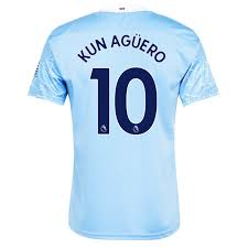 He is one of many defected sons of khun eduan. Kun Aguero 10 Manchester City Home Jersey 2020 21 Puma 757058 01 Kun Aguero Amstadion Com