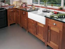 freestanding kitchen cabinets amazing 24 free standing cabinet ideas