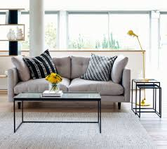 content by terence conran balance console table at john lewis salone 3 seater sofa beige by content terence conran