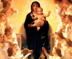 Bildresultat för maria jesusbarnet bild