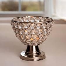 Beaded Tea Light Candle Holders Buy Acrylic Crystal Beaded Tealight Candle Holder With 2