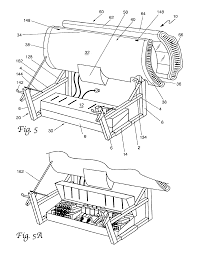 Patent drawing patent us6802854 modular knock down tanning bed patents excellent tanning bed timer wiring diagram pictures inspiration