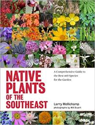 Flower Species Chart Native Plants Of The Southeast A Comprehensive Guide To The