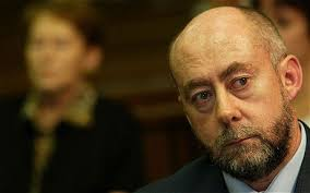 South African doctor Wouter Basson has been dubbed Dr Death by the local press Photo: AFP/GETTY - Wouter-Basson_2010262c