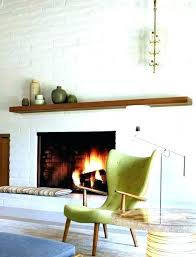 mid century fireplace ideas appealing mid century modern fireplace mantel in home images mid century modern
