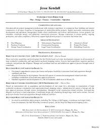 Cool Resume Examples For General Labor For Your Construction