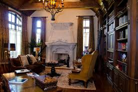 classic home office. English Tudor Estate Traditional-home-office-and-library Classic Home Office D