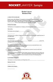 executive business plan template plan template free how to write a business plan
