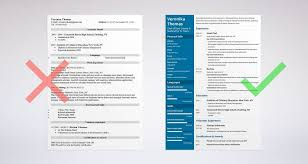 Cook Resume Examples Enchanting Chef Resume Sample Complete Guide [44 Examples]