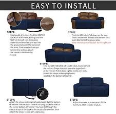 easy going 6 pieces recliner loveseat