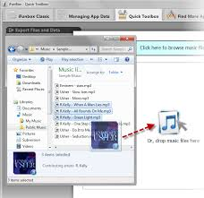 iFunbox Tutorial How to Use iFunbox to Import iPhone Music