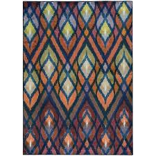 blue geometric rug amazing orange blue rug posh rug modena geometric country blue area rug