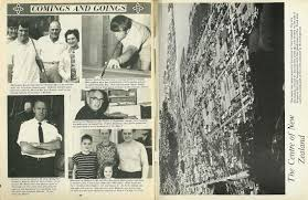 Comings And Goings - Nelson Photo News - No 124 : March 6, 1971