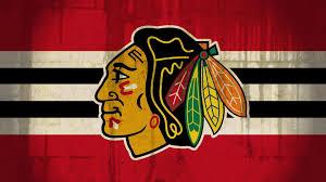 chicago blackhawks logo wallpaper