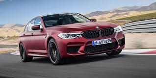 BMW Convertible bmw m5 vs mercedes e63 : 2018 BMW M5 revealed: Frosty 'First Edition' to open launch range